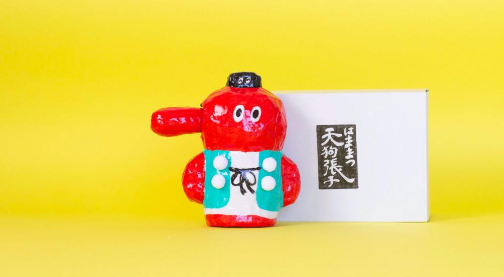 浜松天狗張子の画像